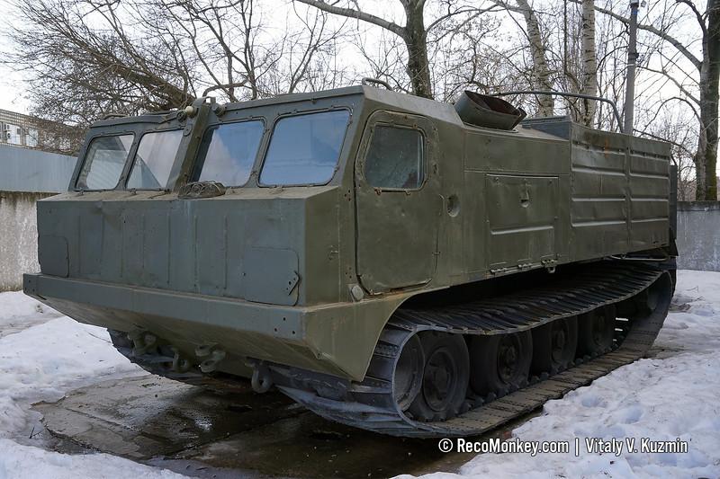 DT-10P transporter
