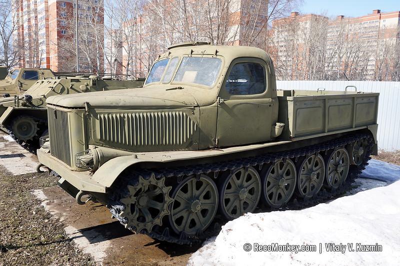 AT-L artillery tractor
