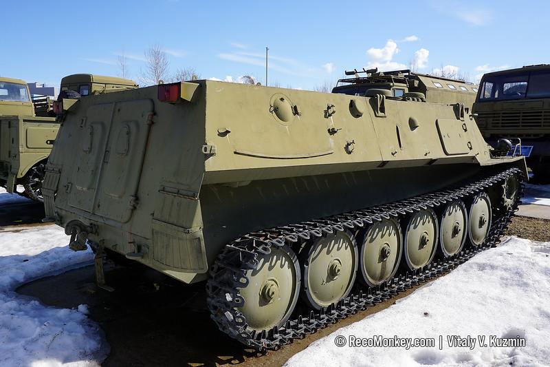 MT-MB transporter-tractor