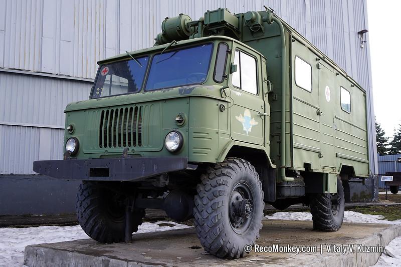 AP-2 medical vehicle