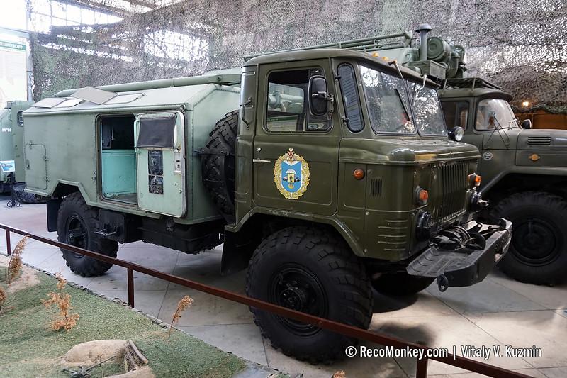 RM-VDV maintenance vehicle