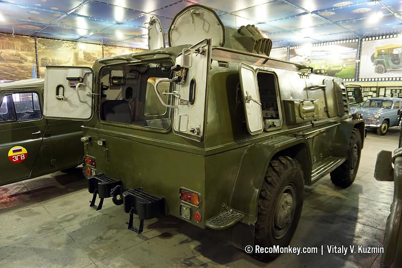 GAZ-39371 Vodnik