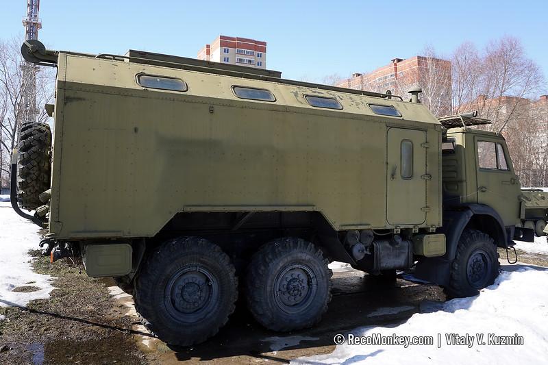 MTO-AG-3M maintenance vehicle