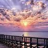 The Glorious Daybreak of Gulf Breeze