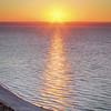 Winter Sunrise at Pensacola Beach
