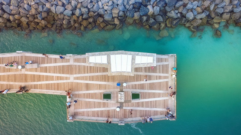 Pier Overlay