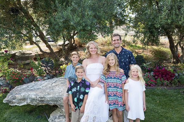 Newsom family reunion, August 2017