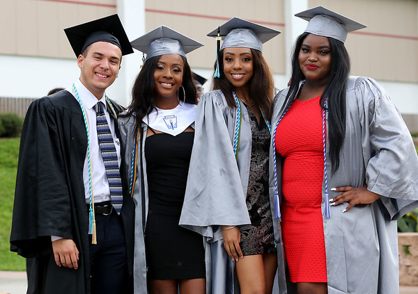 051618 - WEST PALM BEACH - Royal Palm Beach High School graduation at The South Florida Fairgrounds on Wednesday, May 26, 2018. Photo by Tim Stepien.