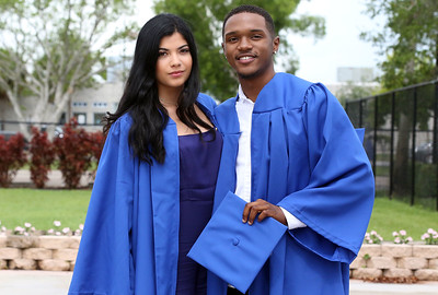 051718 - WEST PALM BEACH - Wellington Community High School graduation at The South Florida Fairgrounds on Thursday, May 17, 2018. (Tim Stepien/The Palm Beach Post)