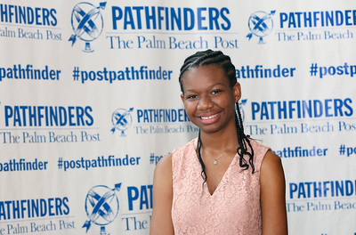 051718 - WEST PALM BEACH -  The 2018 Pathfinder High School Scholarship Awards at the Kravis Center for the Performing Arts in West Palm Beach. (Tim Stepien/The Palm Beach Post)