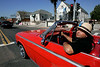 March 31, 2007_San Diego, CA_MARCOS ARELLANO of Amigos Car Club, drives his red 1962 Impala in the Cesar E. Chavez Memorial March/Parade & Community Celebration on a parkway named for Chavez in Barrio Logan on Saturday morning._Mandatory Credit photo by Laura Embry/San Diego Union-Tribune/Zuma Press, copyright 2007 San Diego Union-Tribune