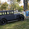 This 1926 Hupmobile was owned and restored by Sally's uncle.