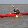 Eric Ness, said he could not wait any more to get out in his kayak.