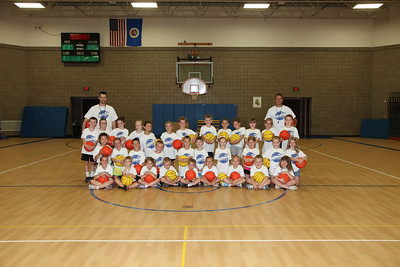Basketball Camp Summer 2012