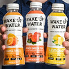 AMANDA SABGA/Staff photo<br /> <br /> Tyler Dooley of North Andover is developing his own new low calorie, low sugar energy and vitamin drink called Wake Up Water. <br /> <br /> 8/1/19