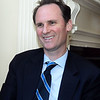 CARL RUSSO/Staff photo John Palfrey, head of school at Phillips Academy for the last seven years, is leaving the position for a job in Chicago. 7/01/2019