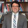 MADELINE HUGHES/Staff photo<br /> <br /> Andover Temple Emanuel's new Rabbi, Max Chaiken. 7/16/21