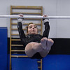 CARL RUSSO/Staff photo  Haverhill's Lilly Mullaney competes on the bars. The Merrimack Valley Conference Gymnastic League Meet was held Thursday night on February 6 at A2 Gym and Cheer in Salem NH.    <br /> <br /> Team Score: Chelmsford/Billerica/Tyngsboro 141.45, 2. Central Catholic 139.70, 3. North Andover 138.35, 4. Methuen 137.7, 5. Haverhill 136.85, 6. Andover 132.15, 7. Lowell 130.65, 8. Dracut 130.40, 9. Tewksbury 128.95<br /> <br /> For the second straight season, Kasey Burke, North Andover sophomore ruled the Merrimack Valley Conference Gymnastics Championship. She won three individual events on the way to repeating as the all-around champion with a score of 37.95 at the MVC League Meet on Thursday at A2 Gym & Cheer. 2/6/2020