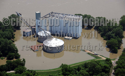 Mississipp River Flooding - Vicksburg