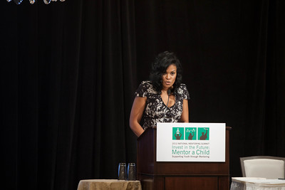 Beverly Bond. 2012 National Mentoring Summit. Corporation for National and Community Service Photo.