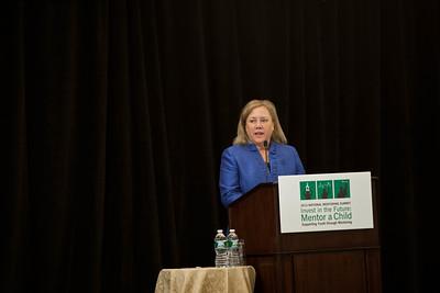Senator Mary Landrieu (LA). 2012 National Mentoring Summit. Corporation for National and Community Service Photo.