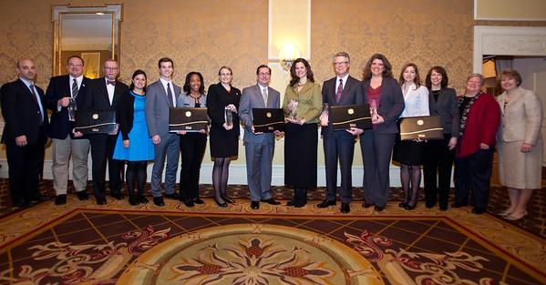2013 Presidential Honor Roll Award Winners