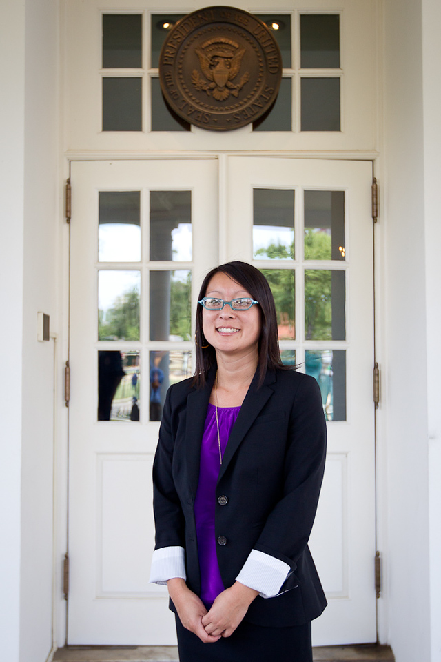 Noelle Ito, Director of Community Philanthropy, Asian Americans/Pacific Islanders in Philanthropy. Corporation for National and Community Service Photo.
