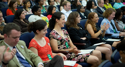AmeriCorps Alumni audience members. Corporation for National and Community Service Photo.