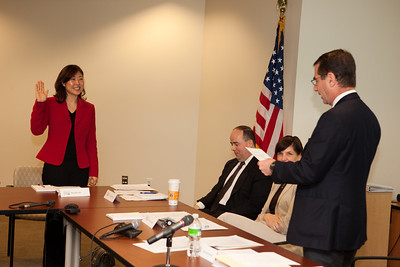 Corporation Public Board Meeting - February 2009. Corporation for National and Community Service Photo.