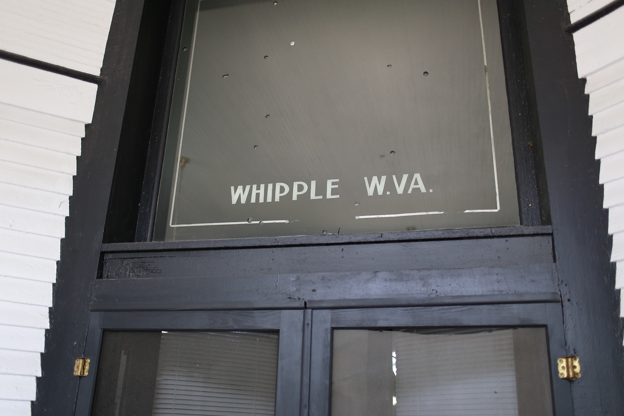 Whipple County Store, Whipple, WV. Corporation for National and Community Service Photo.