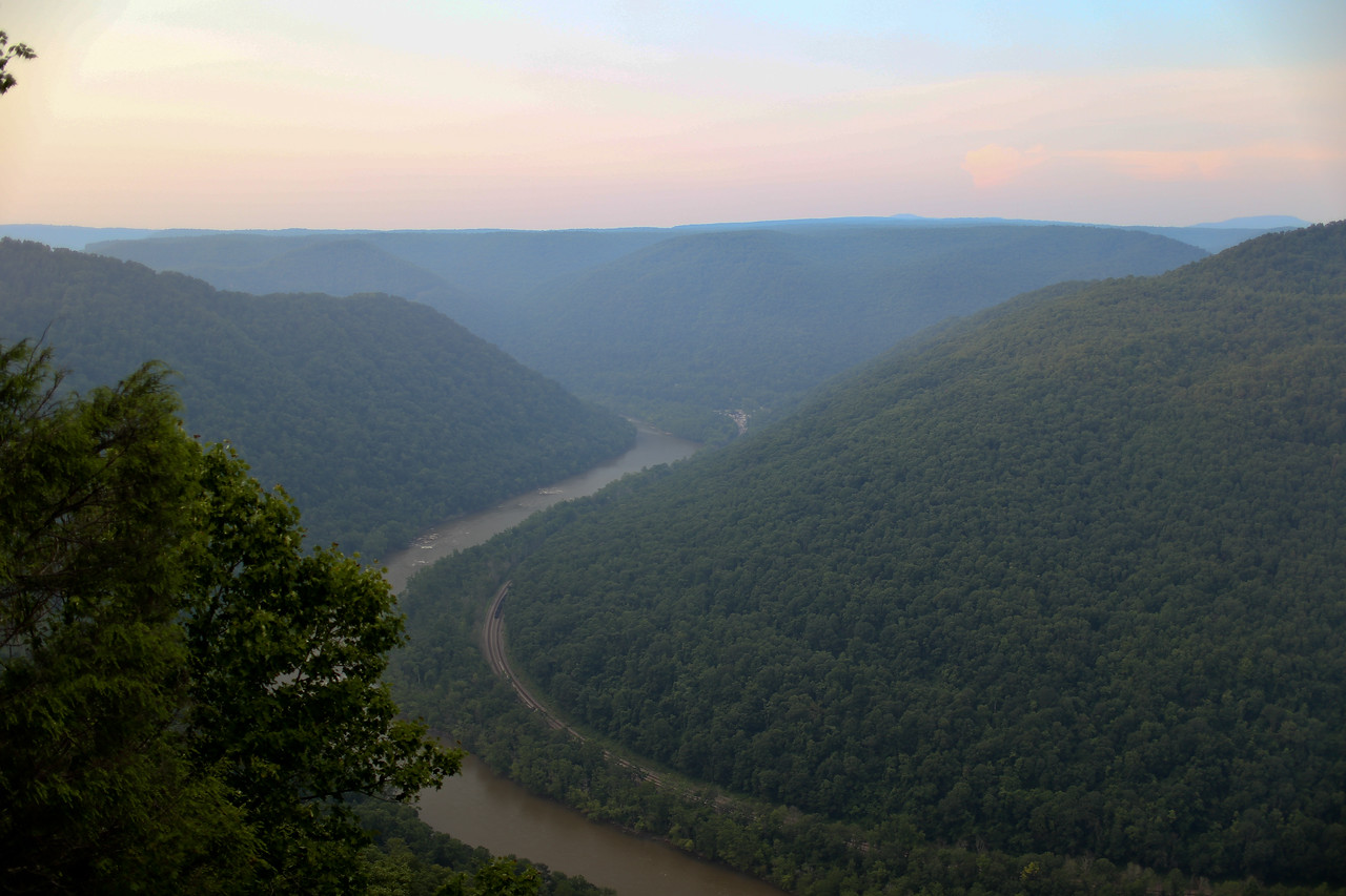 New River Gorge, West Virginia. Corporation for National and Community Service Photo.