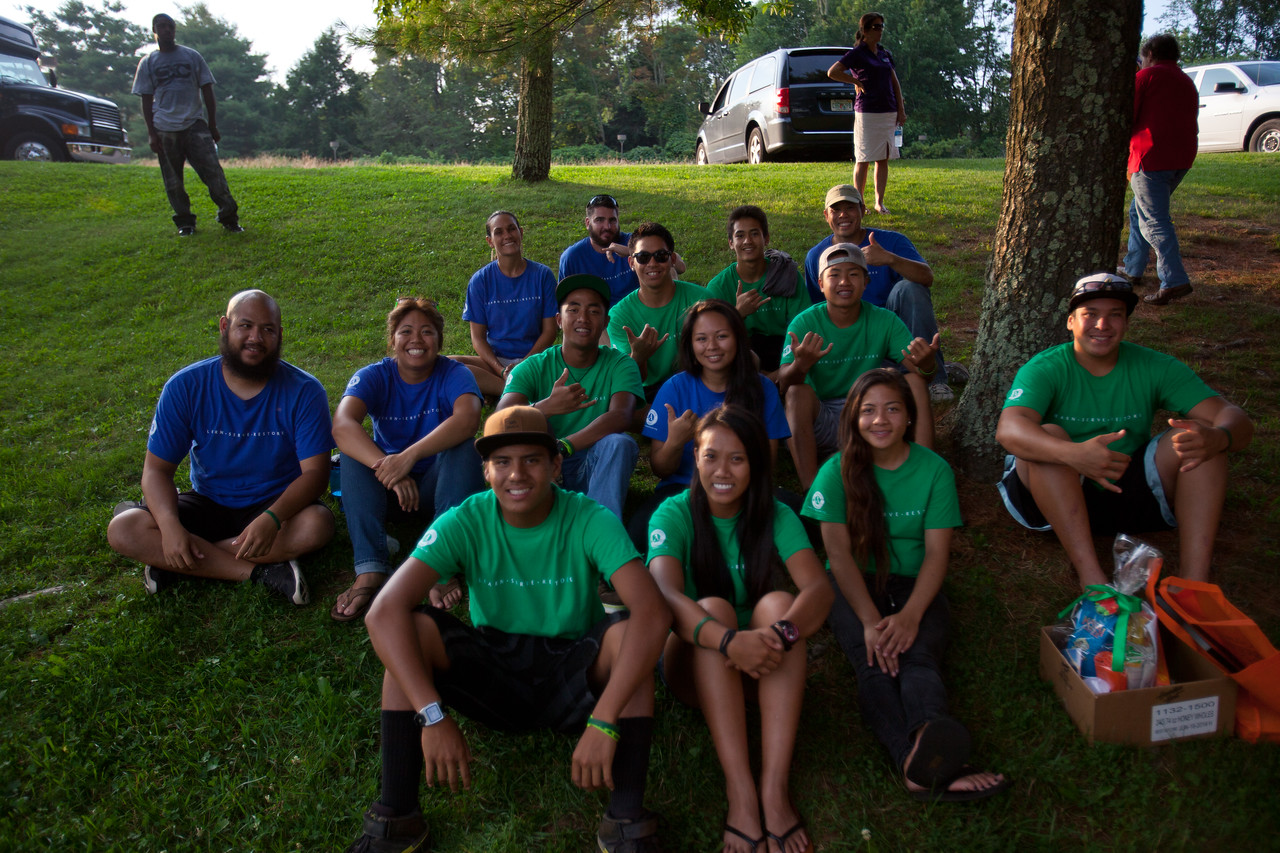 AmeriCorps KUPU / Hawaii Youth Conservation Corps. Corporation for National and Community Service Photo.