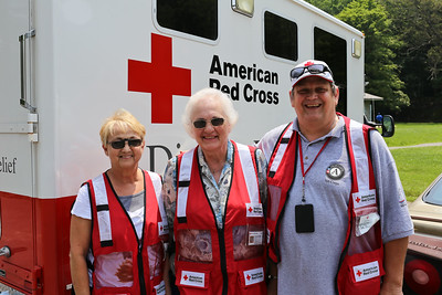 Red Cross, AmeriCorps Vet Corps. West Virginia. Corporation for National and Community Service Photo.