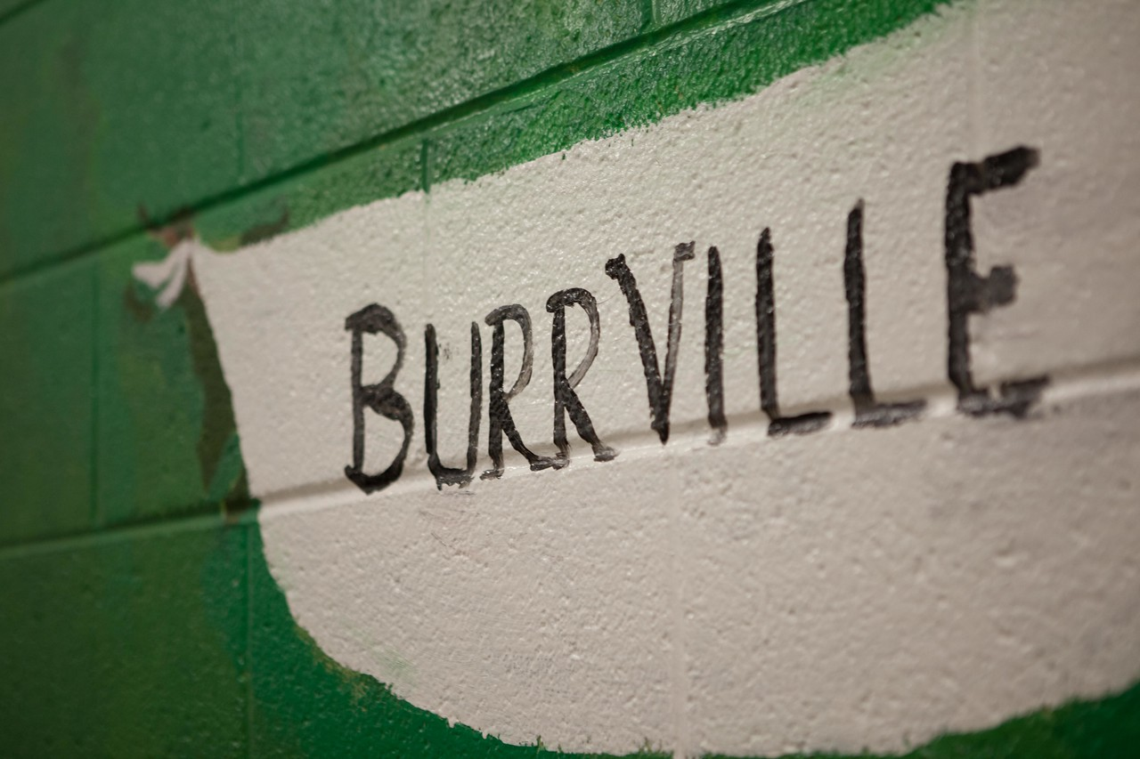 Burrville Elementary School in Washington, D.C. Corporation for National and Community Service Photo.