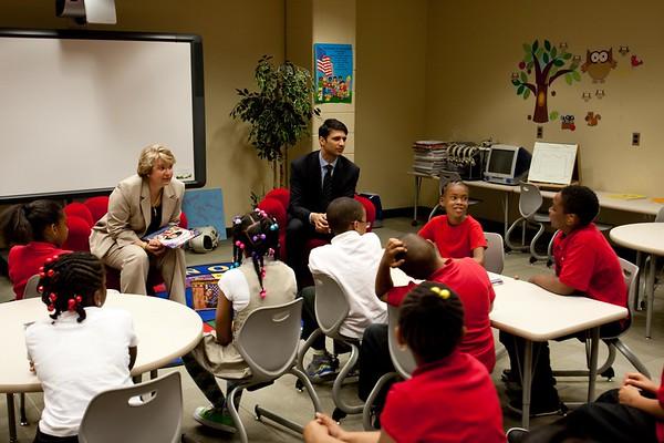 Burrville Elementary School - April 30 2013