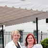 CNCS CEO Wendy Spencer with honoree Frances Roberts outside the White House at a Champions of Change event on May 1, 2015. Corporation for National and Community Service Photo.