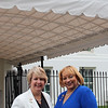 CNCS CEO Wendy Spencer with honoree Dr. Irish Spencer outside the White House at a Champions of Change event on May 1, 2015. Corporation for National and Community Service Photo.