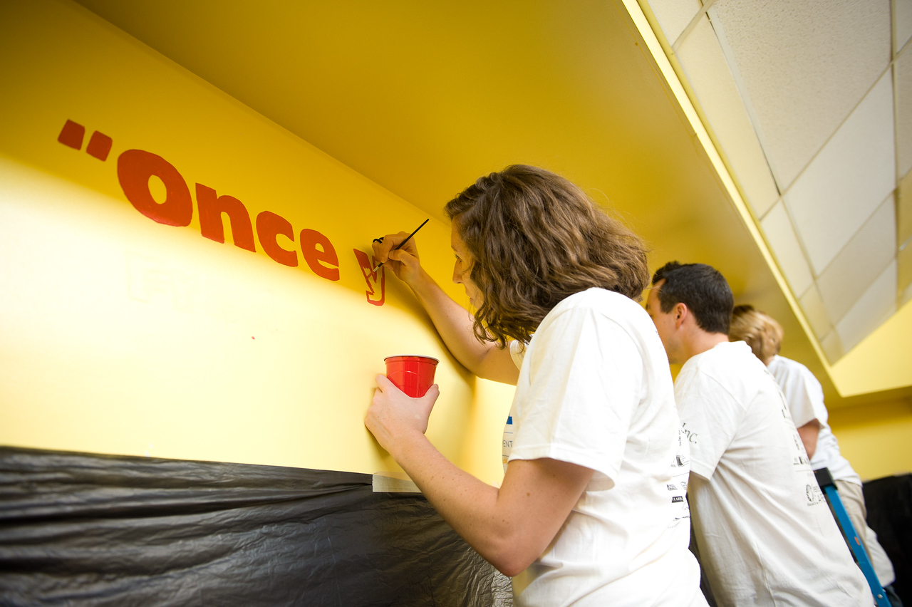 9/11 Day of Service. Corporation for National and Community Service Photo
