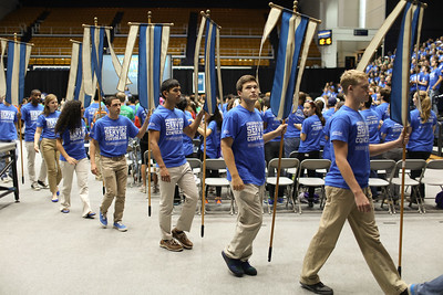 George Washington University Freshman Day of Service. Corporation for National and Community Service Photo.