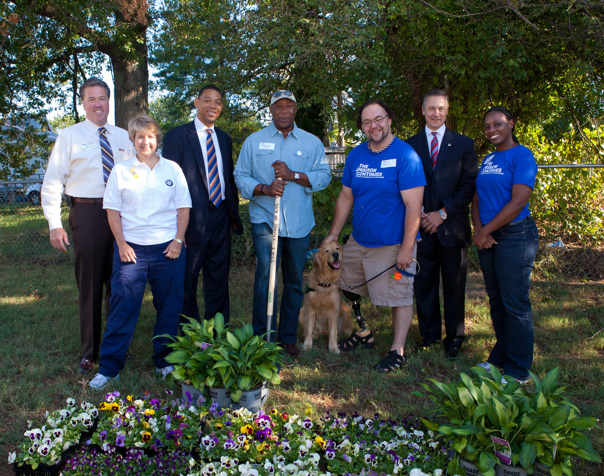 Corporation for National and Community Service Photo.