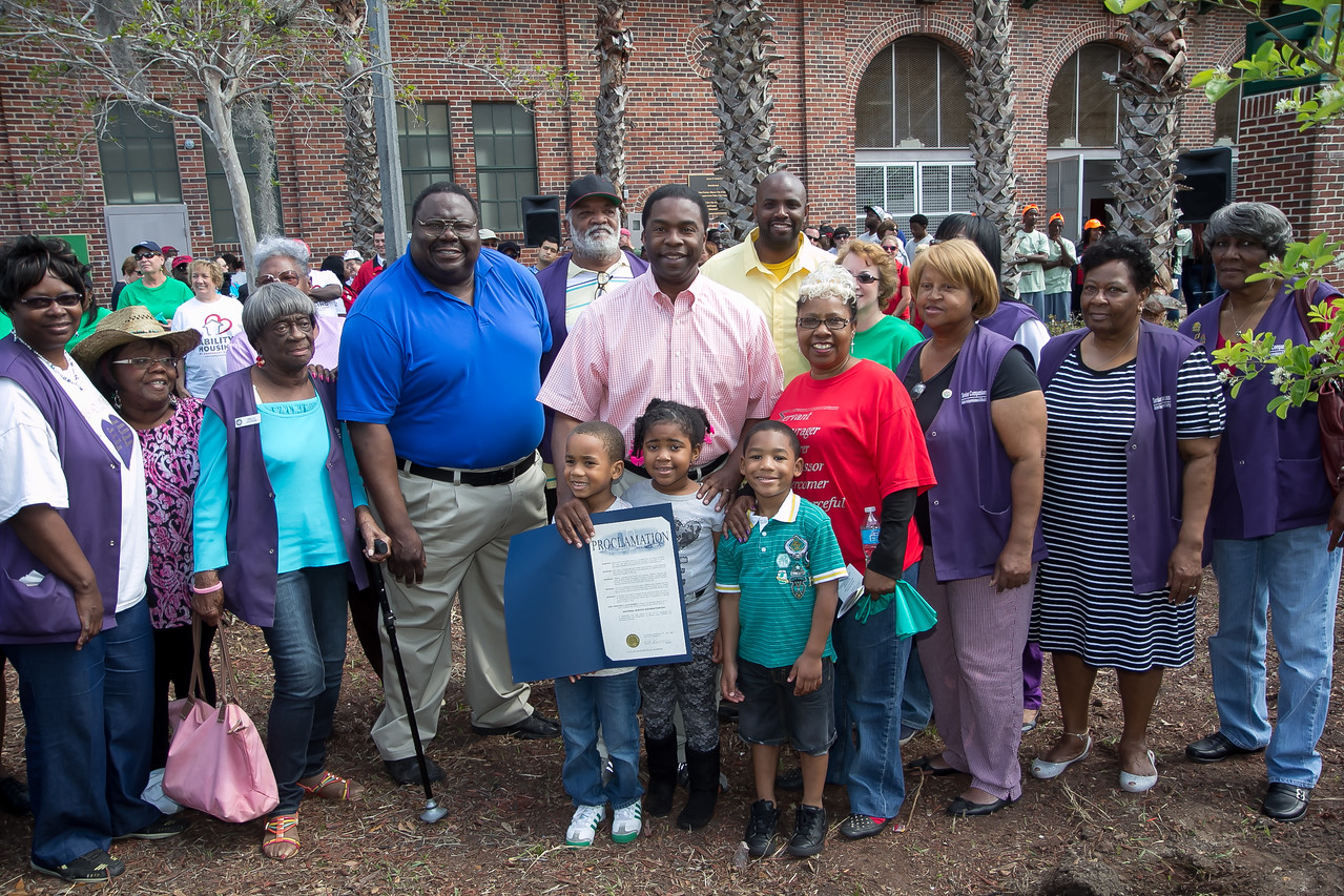 Jacksonville,FL. Corporation for National and Community Service Photo.
