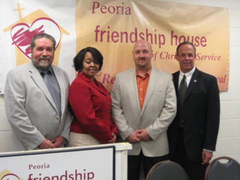 Peoria, IL. Corporation for National and Community Service Photo.