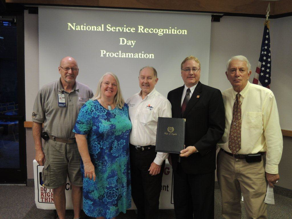 Naples, FL. Corporation for National and Community Service Photo.