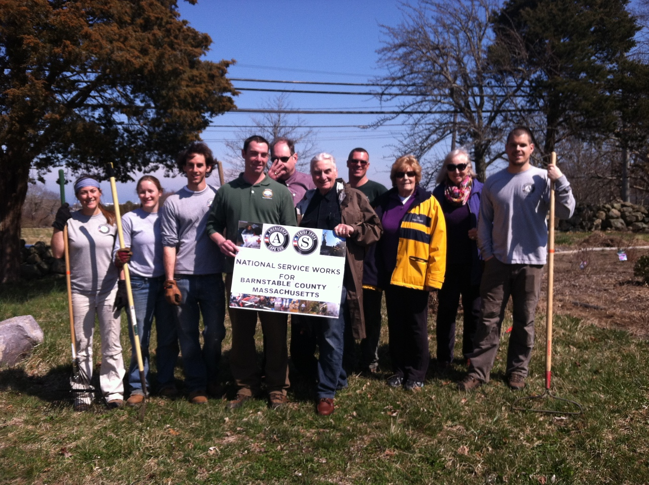 Barnstable, MA. Corporation for National and Community Service Photo.