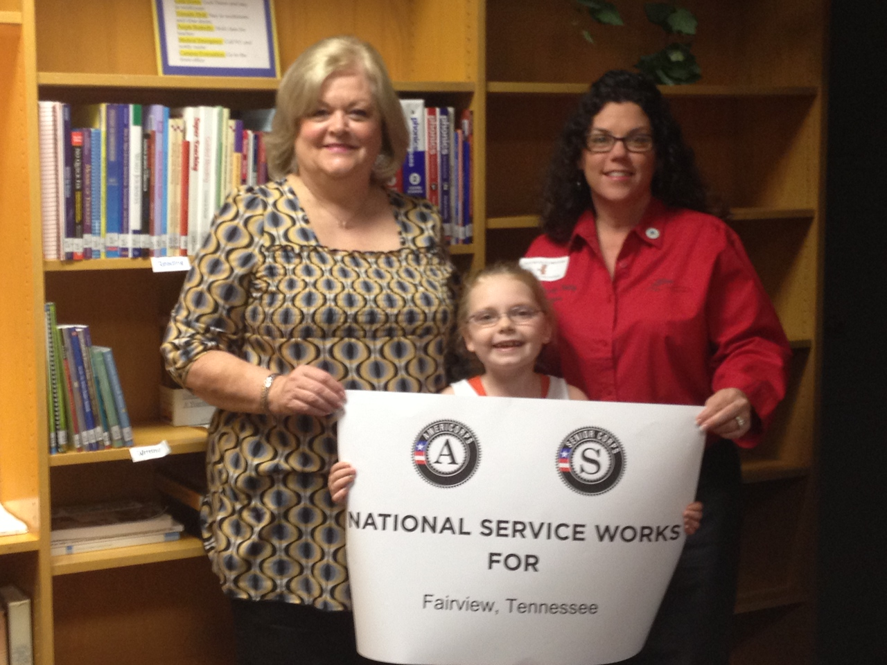 Fairview, TN. Grand Rapids, MI. Corporation for National and Community Service Photo.