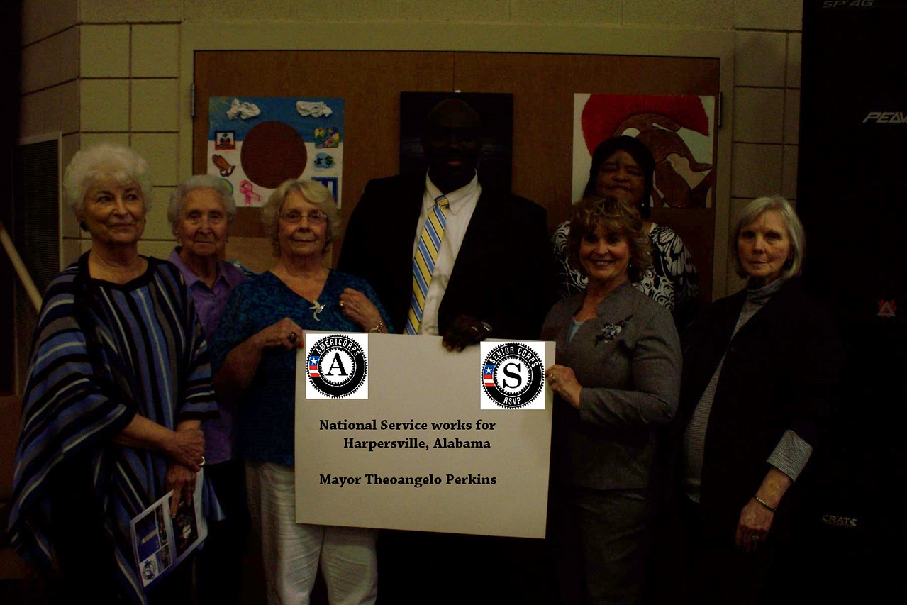 Harpersville, AL. Corporation for National and Community Service Photo.