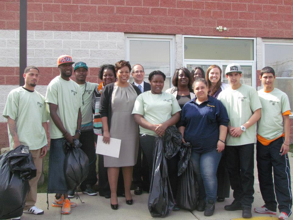 Camden, NJ. Barnstable, MA. Corporation for National and Community Service Photo.