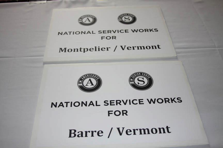 Barre and Montpelier, VT. Corporation for National and Community Service Photo.