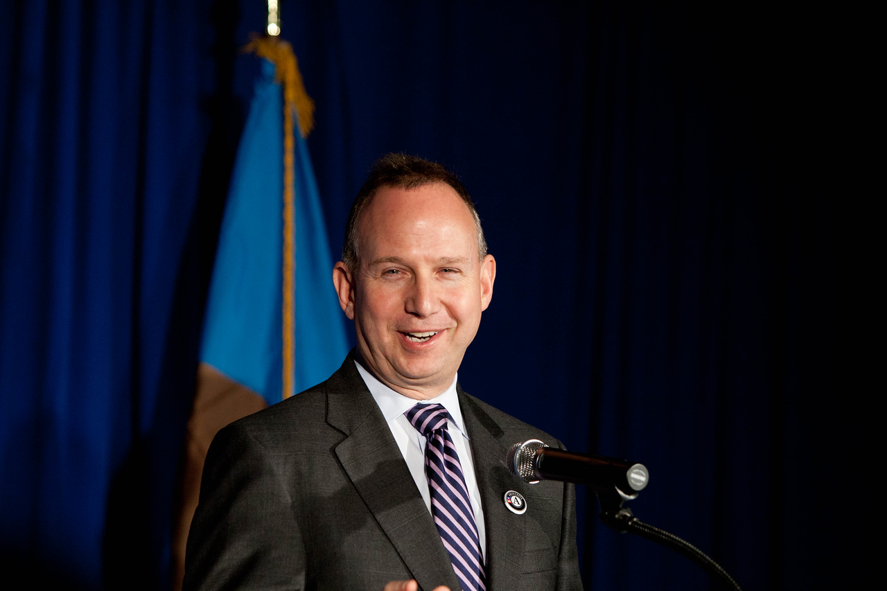 Gov. Jack Markell (DE). Corporation for National and Community Service Photo.