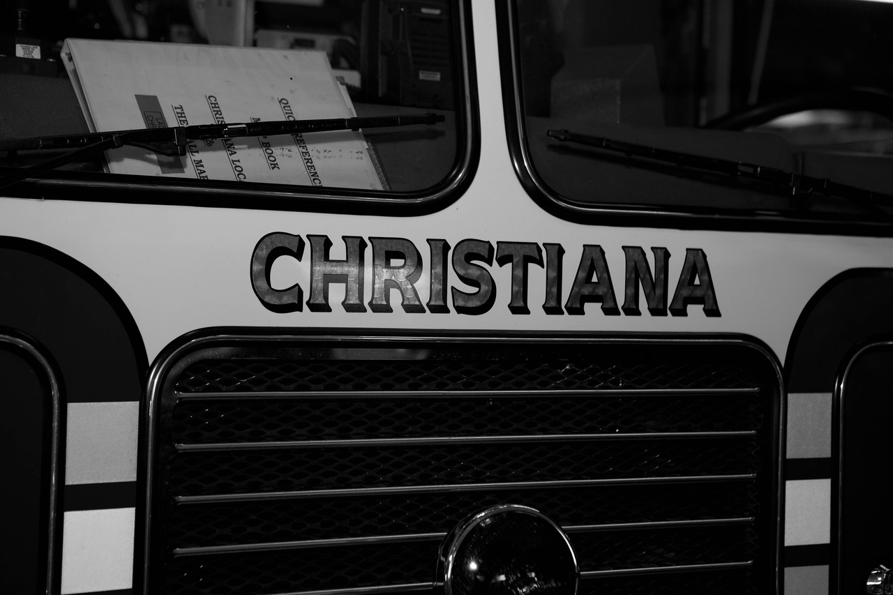 Christiana, DE fire department. Corporation for National and Community Service Photo.